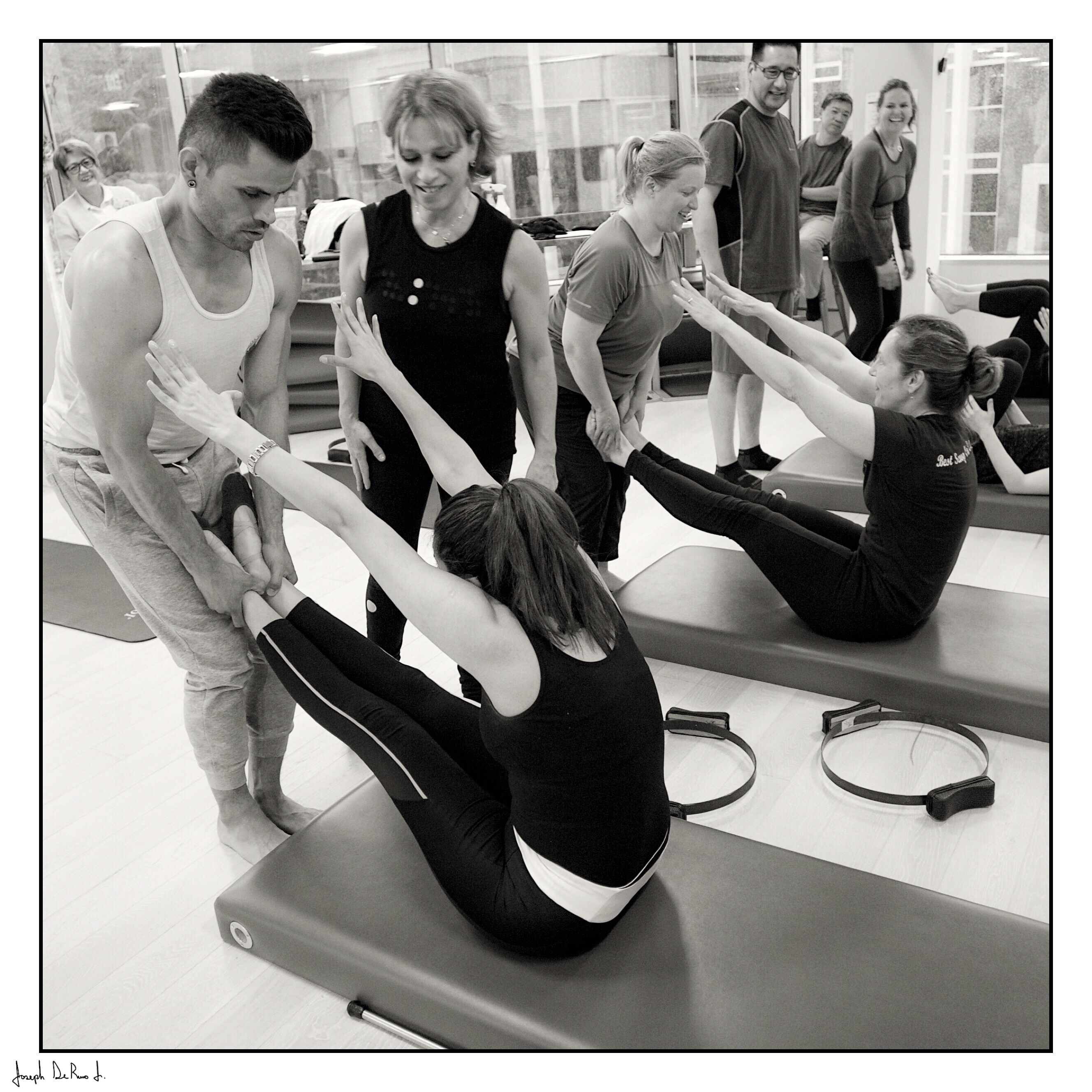 Manual Therapy Certification for Pilates Instructors | Art of Control
