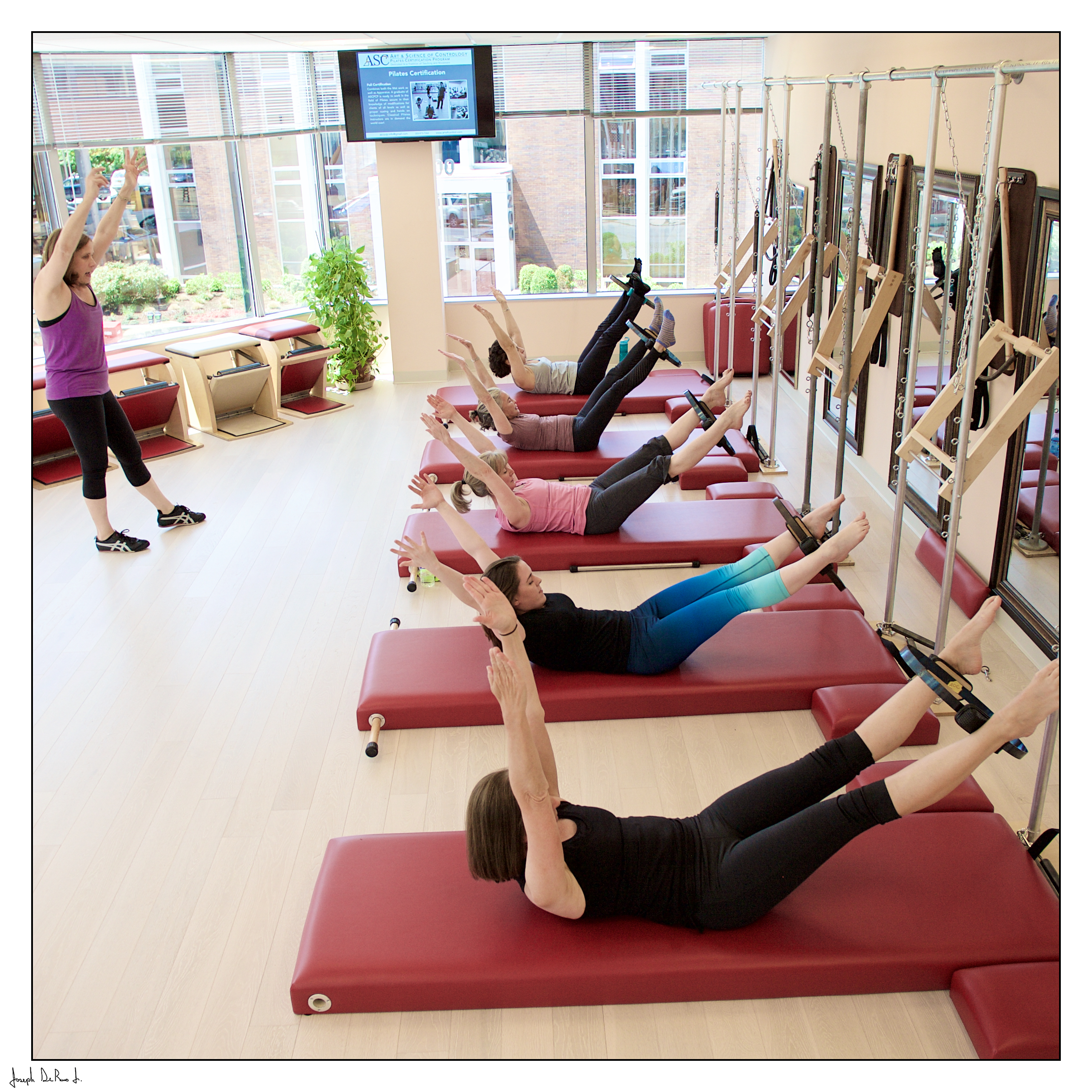 Contrology Pilates Instructor Training Program Art Of Control